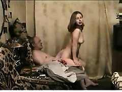 Old man young dame pound Retha from 1fuckdatecom