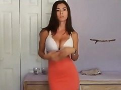 18yo Cock-squeezing Cunt Spectacular Ideal Real Show    X2Best_COM