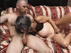 Granny Gets Fucked By A Youthfull Stud