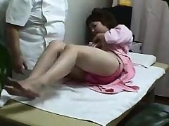 Japanese teen heads to the doctors for a accomplish nasty physica