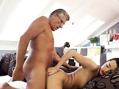My sugar father pound me and senior man assfucking hd What would you