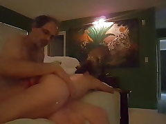 our 1st spanking video