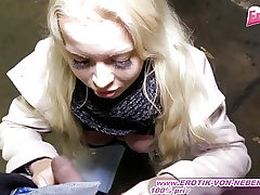 Rectal in garage Rewe and ass to gullet german fitness amateur