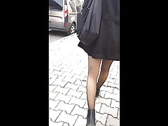 Turkish Glistening Pantyhose 4