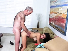 Teenage vs old and dude penetrate hd first time Poping Pils!