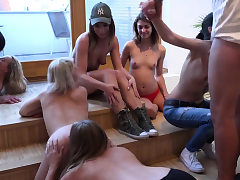 Homemade Hook-up with TEEN Girls